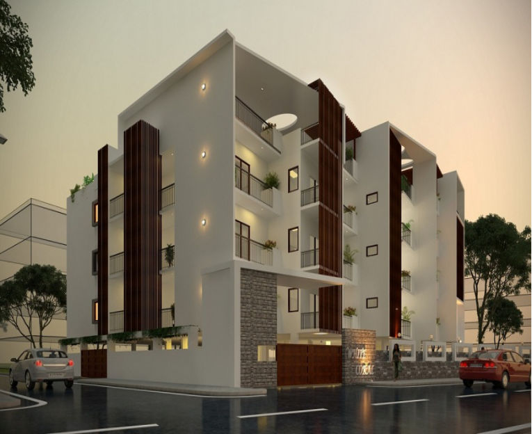 White Coral Apartments, Bangalore